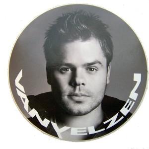 Ronde vinyl stickers