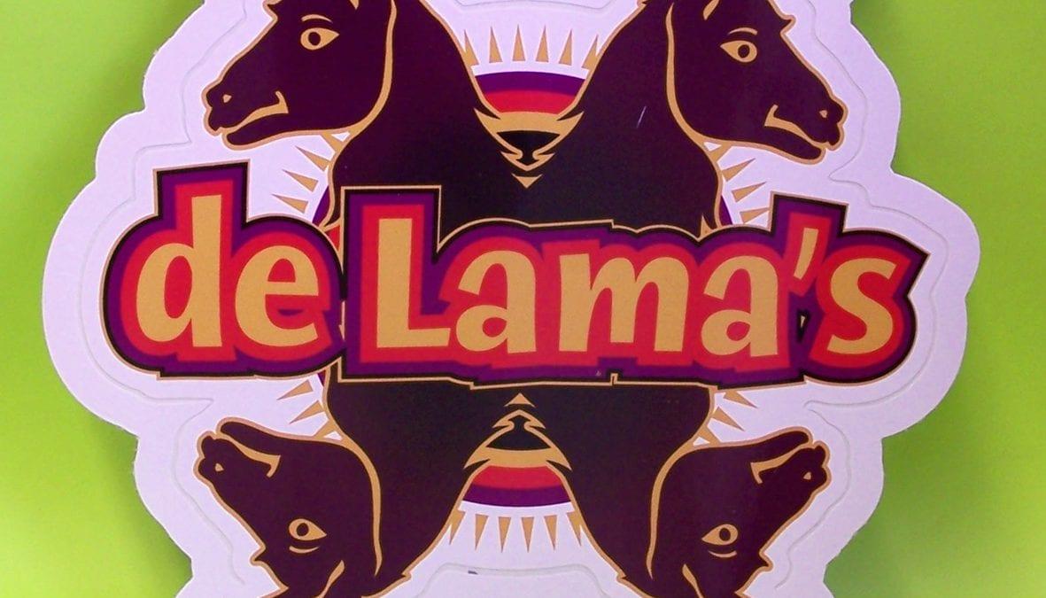Lama's promostickers