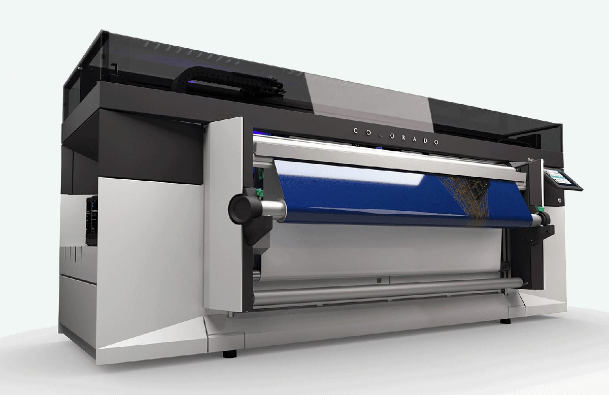 UV-gell printer